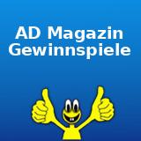 Ad Magazin Gewinnspiel