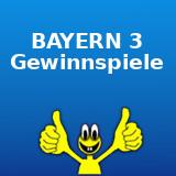 BAYERN 3 Gewinnspiel