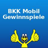 BKK Mobil Gewinnspiele