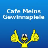 Cafe Meins Gewinnspiele