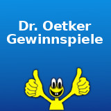 Dr. Oetker Gewinnspiel