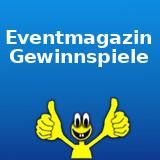 Eventmagazin Gewinnspiele