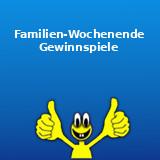 Familien-Wochenende Gewinnspiele