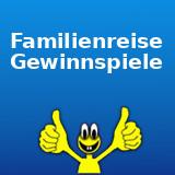 Familienreise Gewinnspiele