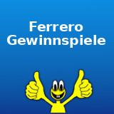 Ferrero Gewinnspiele