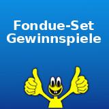 Fondue-Set Gewinnspiele