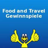 Food and Travel Gewinnspiele
