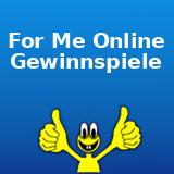 For Me Online Gewinnspiele
