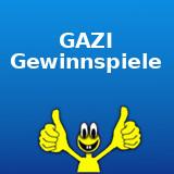 GAZI Gewinnspiel