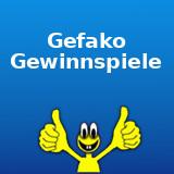 Gefako Gewinnspiele