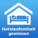 Hotelaufenthalt gewinnen