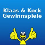 Klaas & Kock Gewinnspiele