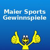 Maier Sports Gewinnspiel