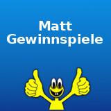 Matt Gewinnspiel