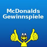 McDonalds Gewinnspiel