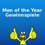 Men of the Year Gewinnspiele