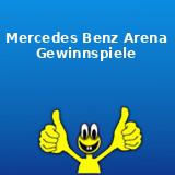 Mercedes Benz Arena Gewinnspiel