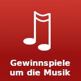 Musik Gewinnspiel
