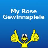 My Rose Gewinnspiel