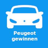 Peugeot Gewinnspiel