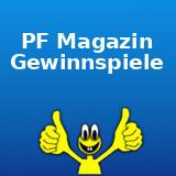 PF Magazin Gewinnspiele