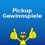 Pickup Gewinnspiel