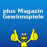 plus Magazin Gewinnspiele