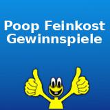 Poop Feinkost Gewinnspiel