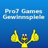 Pro7 Games Gewinnspiele