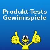 Produkt-Tests Gewinnspiele