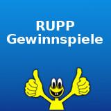 RUPP Gewinnspiel