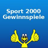 Sport 2000 Gewinnspiel