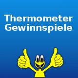 Thermometer Gewinnspiele