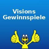 Visions Gewinnspiele